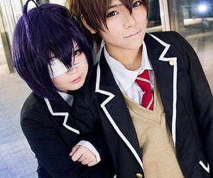 anime, cosplay, and rikka takanashi image