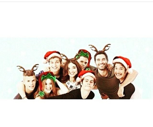 teen wolf, christmas, and ethan image