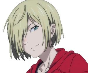yurio, yuri on ice, and anime image