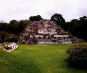 Belize, archeology, and Central America image