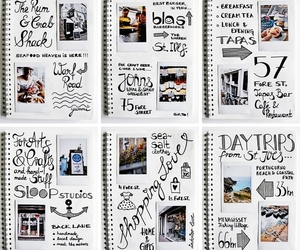 scrapbook and studygram image