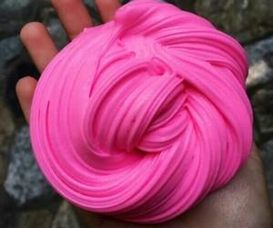 pink and slime image