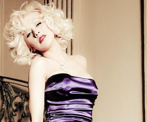 blonde, diva, and luxury image