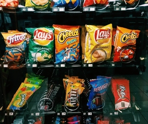 chips, junk food, and follow me image