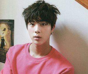 jin, bts, and bts now 3 image