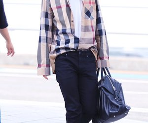 airport, lee jooheon, and fashion image
