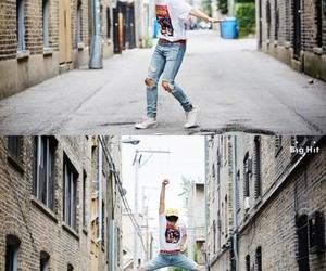bts, jhope, and bts now 3 image