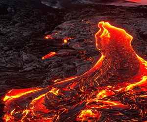 fire and lava image