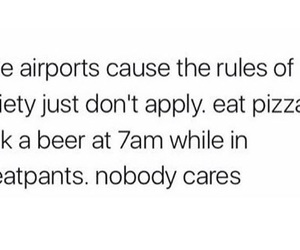 airport, french, and funny image