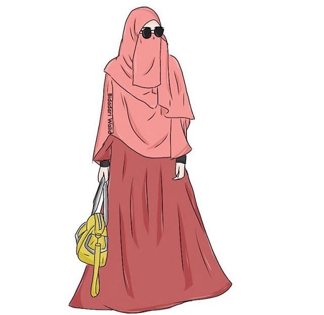 43 Images About Niqab On We Heart It See More About Hijab