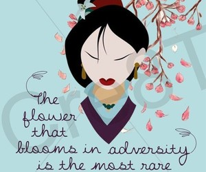 disney, mulan, and life quotes image