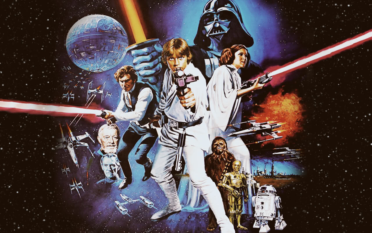 star wars, starwars, and luke skywalker image