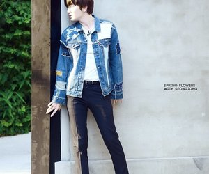 handsome, infinite, and lee sungjong image