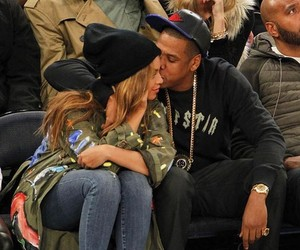 beyoncé, love, and couple image