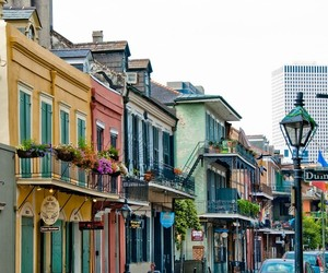 city, new orleans, and travel image