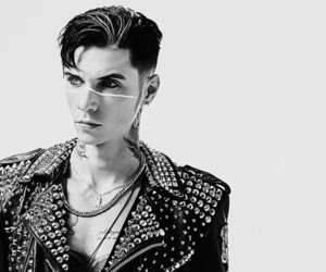 andy biersack, black veil brides, and andy black image