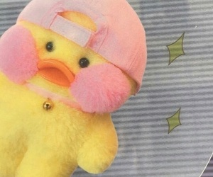 pink, cute, and duck image