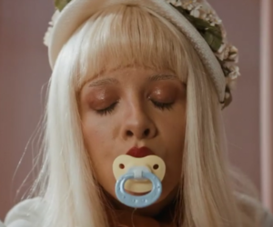melanie martinez, pacify her, and cry baby image