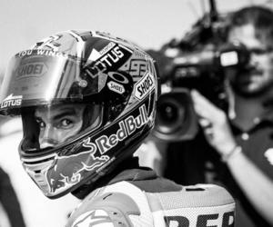 eyes, Honda, and marc marquez image
