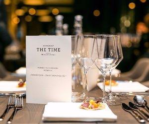 restaurant, poznań, and wine image
