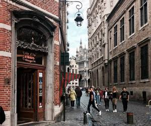 architecture, beautiful, and brussels image