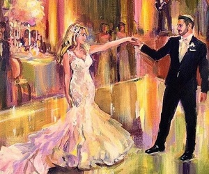 wedding, fgb, and event painting by agnes image