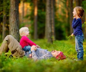 children, danish, and family image