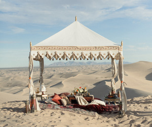 desert and travel image