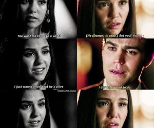 quotes, show, and the vampire diaries image