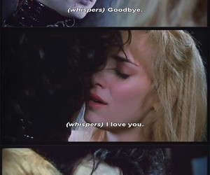 edward scissorhands, johnny depp, and movie quote image