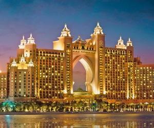 atlantis, luxury, and Dubai image