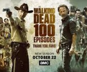 amc, the walking dead, and rick grimes image