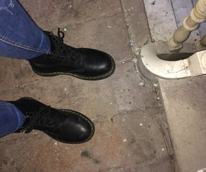 boots, martens, and shoes image