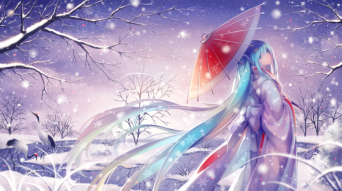 anime, art, and vocaloid image