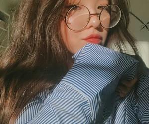 ulzzang, girl, and aesthetic image