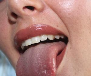 aesthetic, feminism, and teeth image