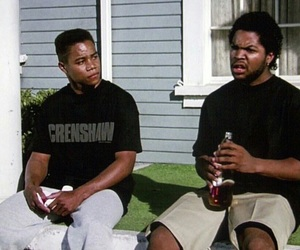 ice cube and cuba gooding image