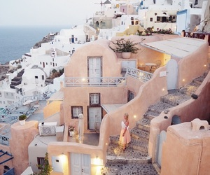 beauty, girly, and Greece image