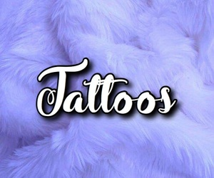 Tattoos, my shit, and cover image image