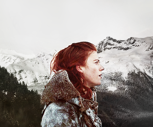 game of thrones, got, and ygritte image