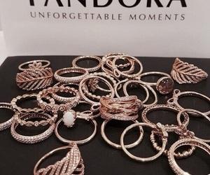 accessories, pandora, and jewelry image