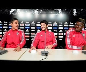 Juventus, footballers, and pogba image