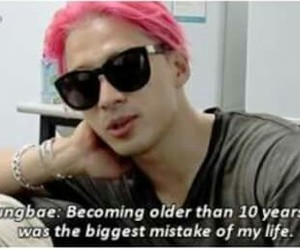 kpop, big bang, and taeyang image
