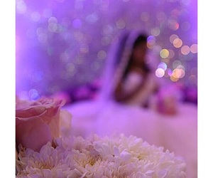 ambiance, strass, and wedding image