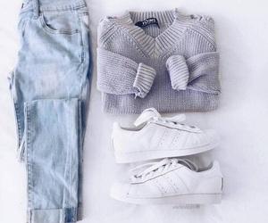 fashion and adidas image