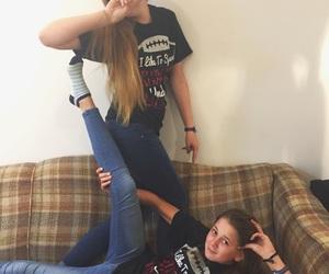 best friends, bffs, and high school image