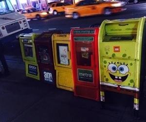 mailbox, street, and 街 image