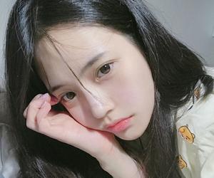korean girl, pretty, and ulzzang image