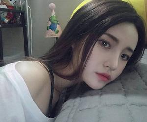 asian girl, beauty, and ulzzang girl image