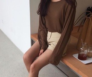 minimal, clothes, and clothing image